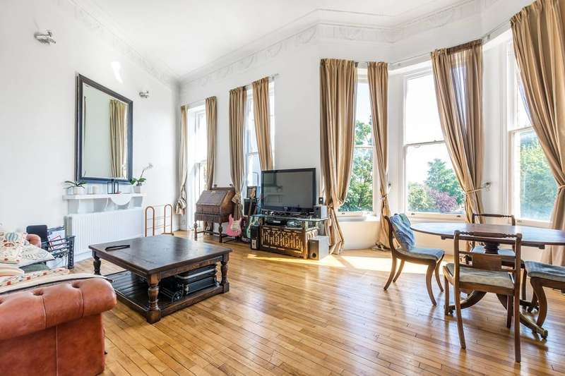2 Bedrooms Flat for sale in Airlie Gardens, Notting Hill, W8