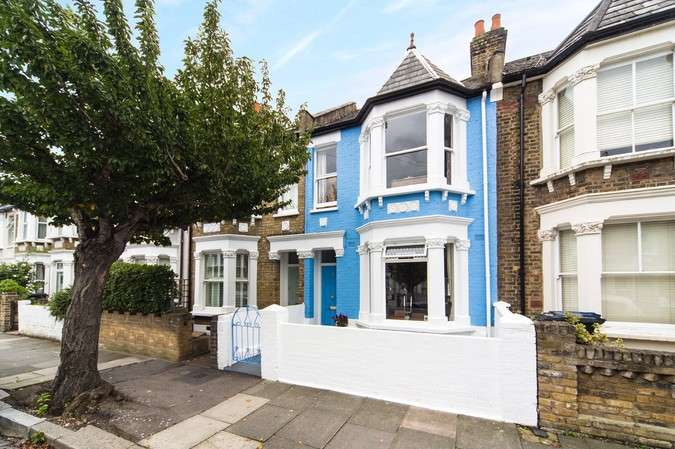 3 Bedrooms Terraced House for sale in Bridgman Road, Chiswick