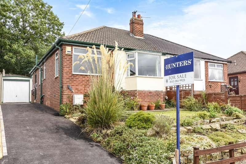 2 Bedrooms Bungalow for sale in Banksfield Avenue, Yeadon, Leeds, LS19 7JX