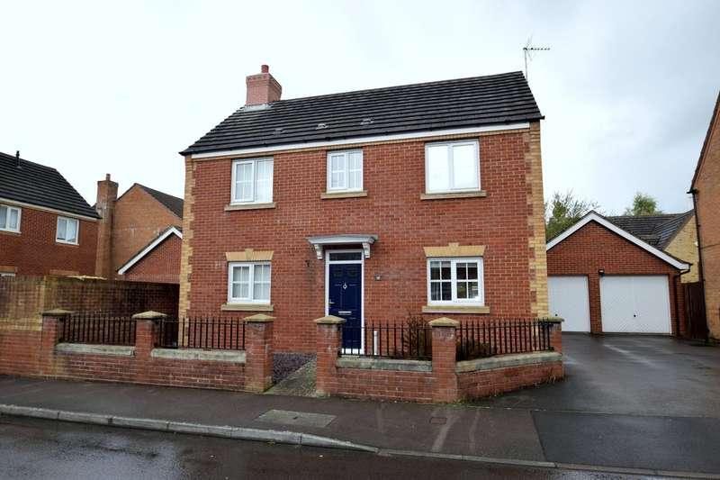 3 Bedrooms Detached House for sale in 18 Heol Plouzane, Pencoed, Bridgend County Borough, CF35 5LN