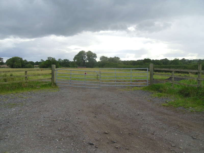 Land Commercial for sale in Worthenbury, Wrexham