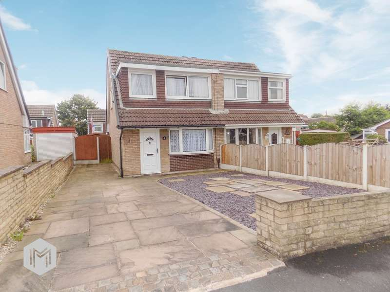 3 Bedrooms Semi Detached House for sale in Hunters Road, Leyland, PR25