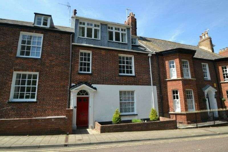 6 Bedrooms House for sale in BICTON PLACE, EXMOUTH, NR EXETER, DEVON