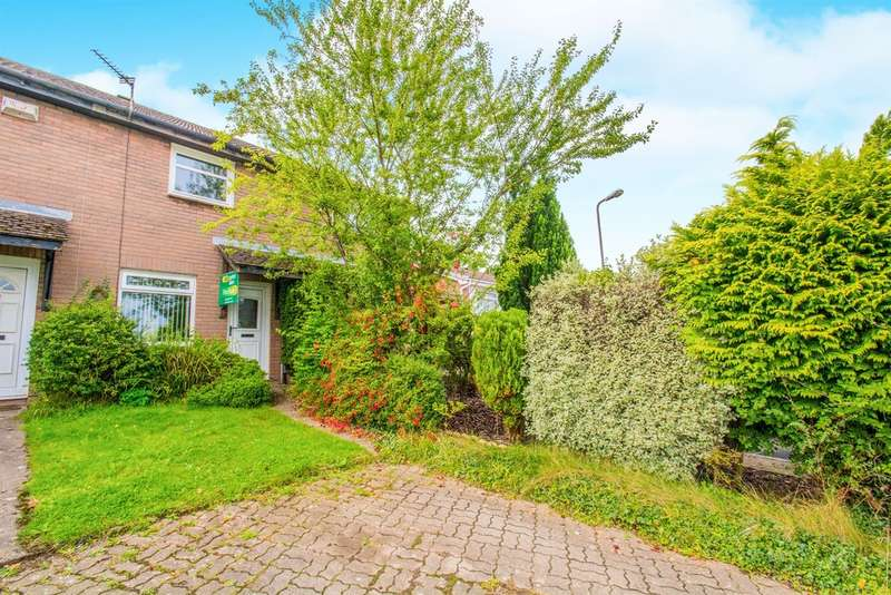 2 Bedrooms Terraced House for sale in Burne Jones Close, Danescourt, Cardiff