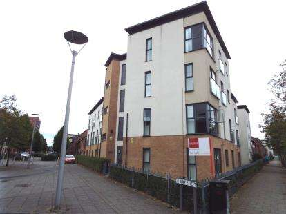 2 Bedrooms Flat for sale in Duke Street, Salford, Greater Manchester