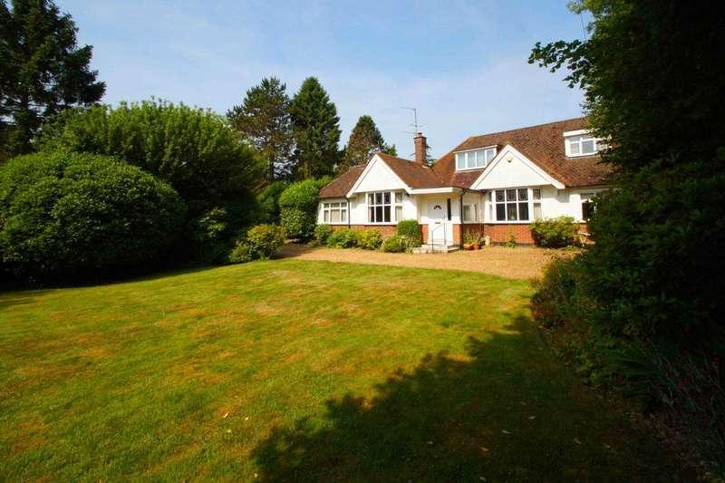 4 Bedrooms Detached Bungalow for sale in Long Lane, Bovingdon, Herts