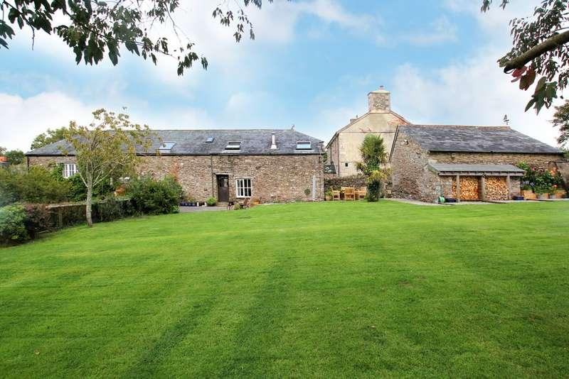 4 Bedrooms Unique Property for sale in Yealmpton, Plymouth