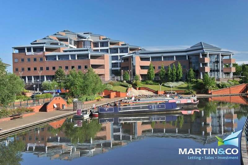 1 Bedroom Flat for sale in Landmark, Waterfront West, Brierley Hill