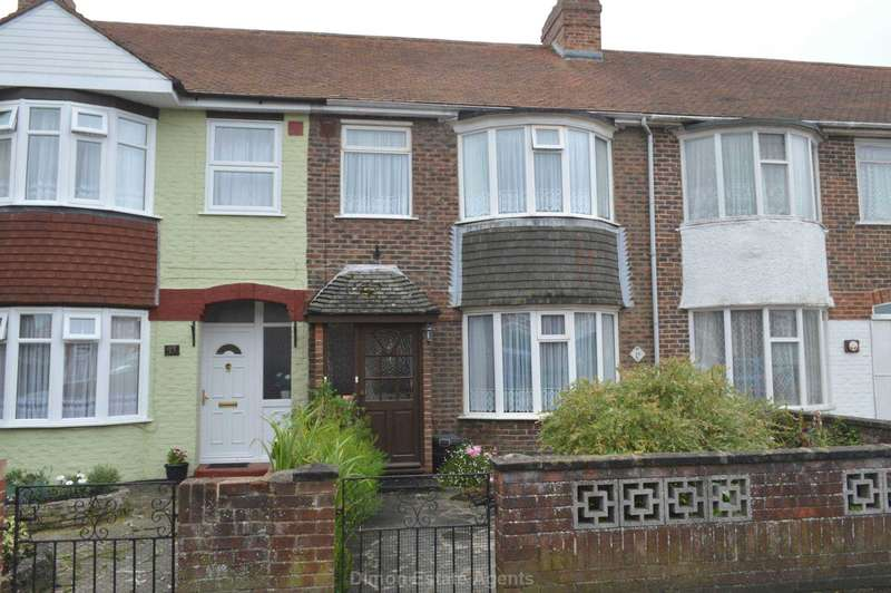 3 Bedrooms Terraced House for sale in Palmyra Road, Elson