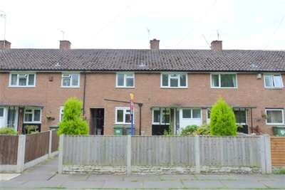 3 Bedrooms Terraced House for rent in Moreton Road, Upton