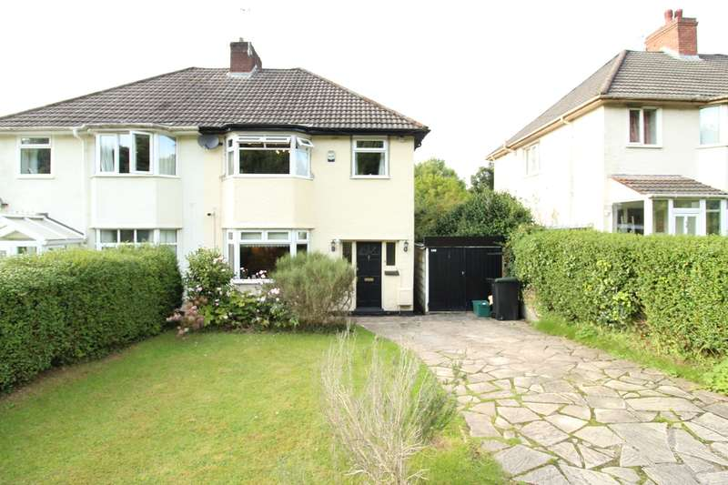 3 Bedrooms Semi Detached House for sale in Bassaleg Road, Newport, NP20