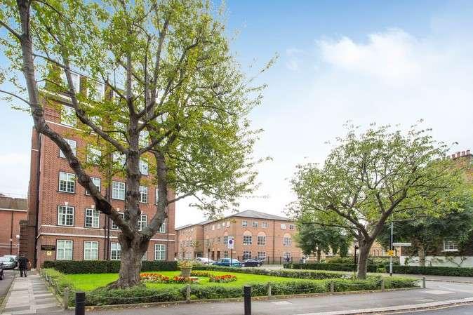2 Bedrooms Flat for sale in Heathfield Court, Heathfield Terrace, Chiswick