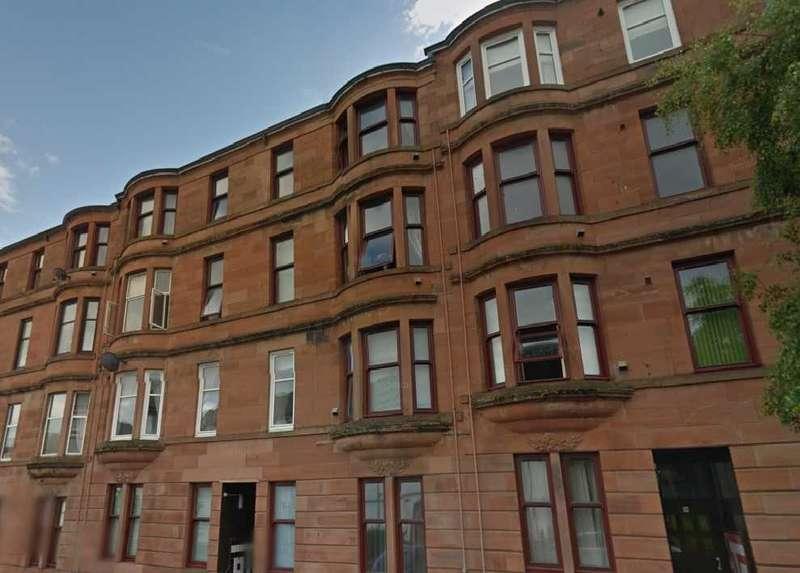 1 Bedroom Apartment Flat for rent in Mckerrell Street, Paisley