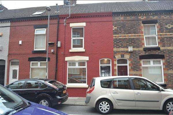 3 Bedrooms Terraced House for sale in Arnot Street, Liverpool