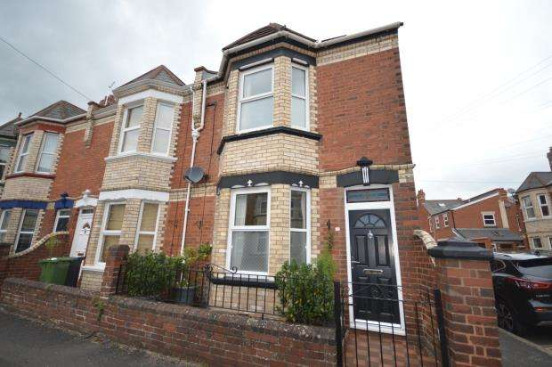 2 Bedrooms Terraced House for sale in Rugby Road, Exeter, Devon