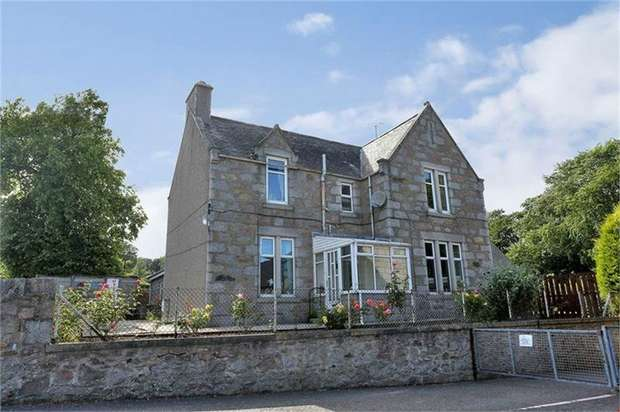 5 Bedrooms Detached House for sale in School Road, Port Elphinstone, Inverurie, Aberdeenshire