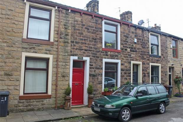 3 Bedrooms Terraced House for sale in Rockville, Barrowford, Nelson, Lancashire