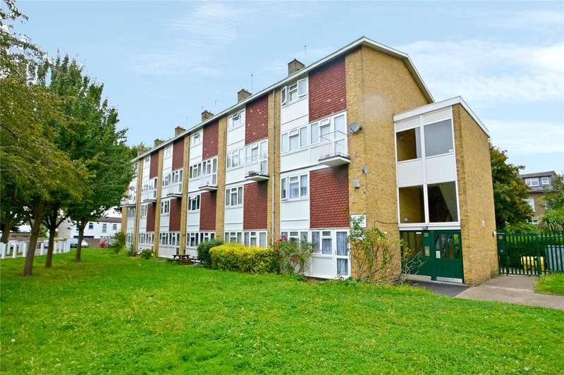 2 Bedrooms Maisonette Flat for sale in Academy Gardens, Croydon