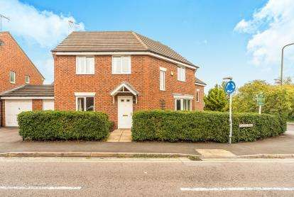 4 Bedrooms Link Detached House for sale in College Road, Kidderminster, Worcestershire