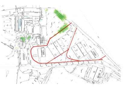 Land Commercial for sale in Redruth, Cornwall