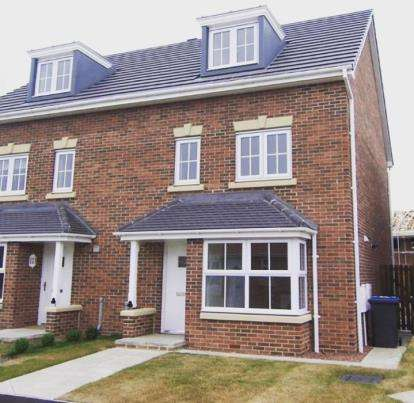 4 Bedrooms Mews House for sale in Fenwick Way, Consett, Durham, DH8