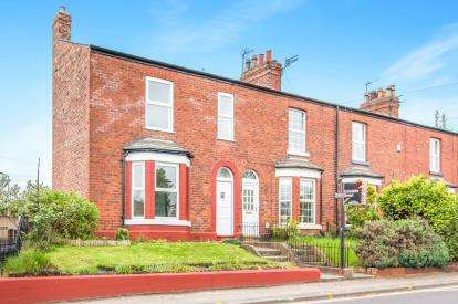 3 Bedrooms House for sale in Knutsford Road, Warrington, Cheshire, WA4