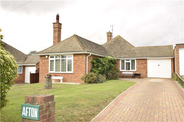 3 Bedrooms Detached Bungalow for sale in Broad Oak Lane, BEXHILL-ON-SEA, East Sussex, TN39 4HE