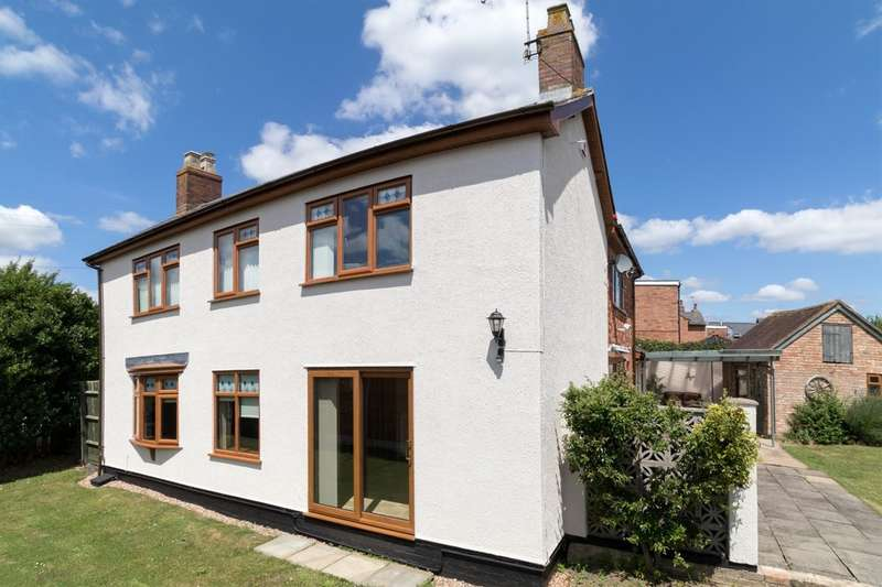 4 Bedrooms Detached House for sale in Gaydon Road, Bishops Itchington