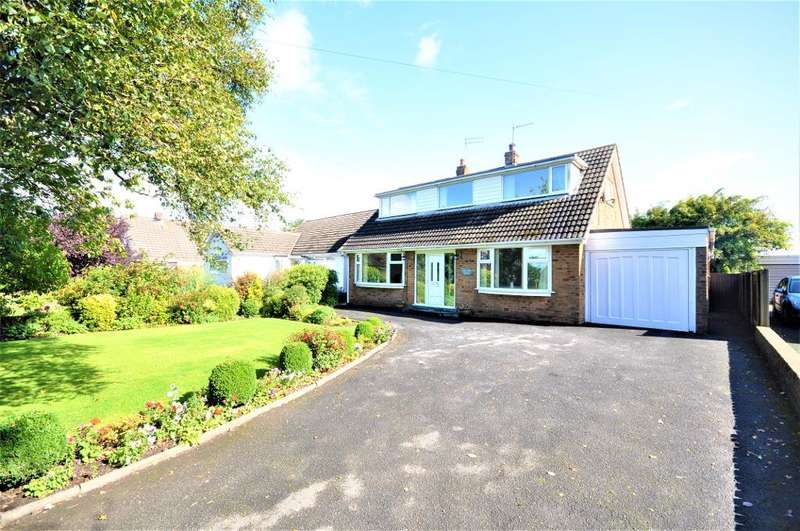 3 Bedrooms Detached House for sale in Fleetwood Road, Greenhalgh, Preston, Lancashire, PR4 3HE