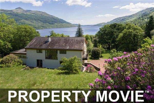 6 Bedrooms Detached House for sale in Tarbet House, Tarbet, Loch Lomond, G83 7DE