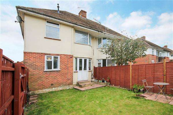 2 Bedrooms Flat for sale in Wharfdale Road, Poole