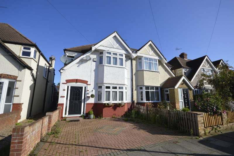 3 Bedrooms Semi Detached House for sale in Rydal Gardens, Whitton, Hounslow, TW3