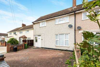 2 Bedrooms End Of Terrace House for sale in Mawneys, Romford, Essex