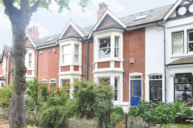 4 Bedrooms Terraced House for sale in Sir Johns Road, Selly Park, Birmingham