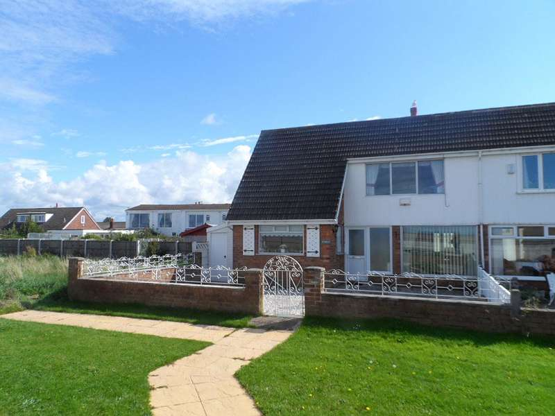 2 Bedrooms Property for sale in The Promenade, Knott End on Sea, FY6 0AN