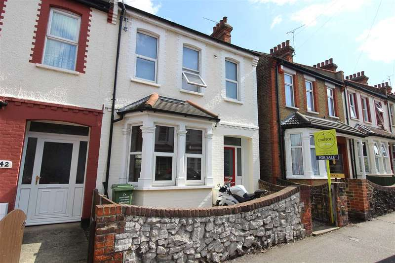 4 Bedrooms End Of Terrace House for sale in Westcliff on Sea