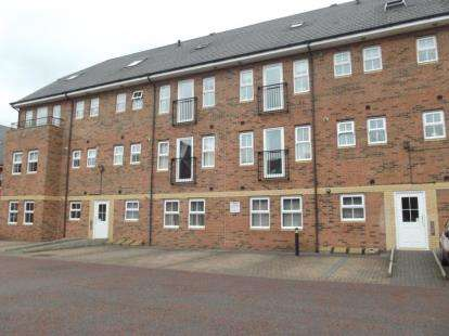 2 Bedrooms Flat for sale in Sandringham Court, Chester Le Street, Durham, DH3