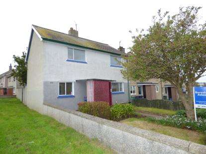 3 Bedrooms End Of Terrace House for sale in Marchog, Morawelon, Holyhead, Anglesey, LL65
