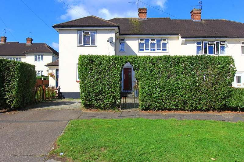 3 Bedrooms Ground Maisonette Flat for sale in Danbury Road, Loughton, Essex, IG10 3AR