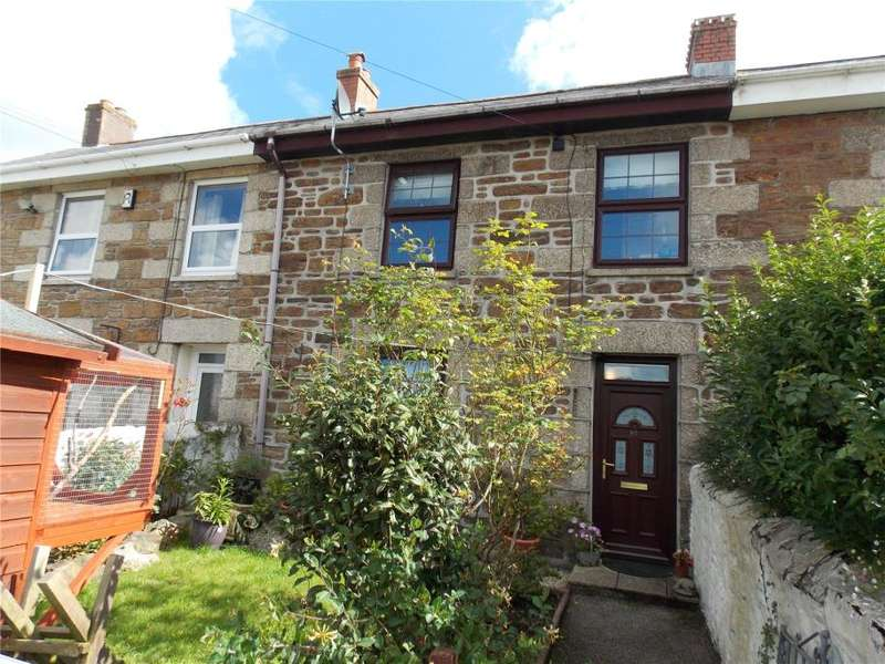 4 Bedrooms Terraced House for sale in Sparnon Terrace, Redruth