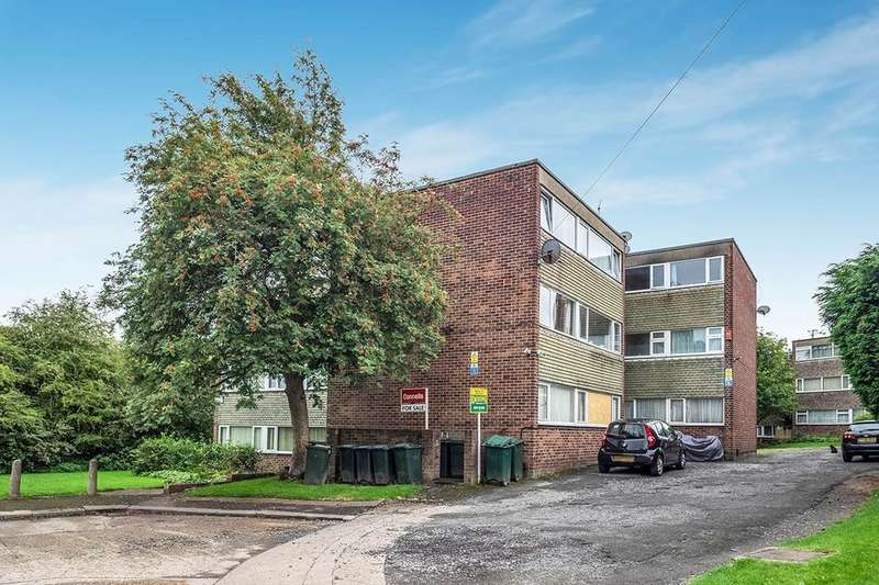 2 Bedrooms Flat for sale in Braemar Close, Coventry, CV2