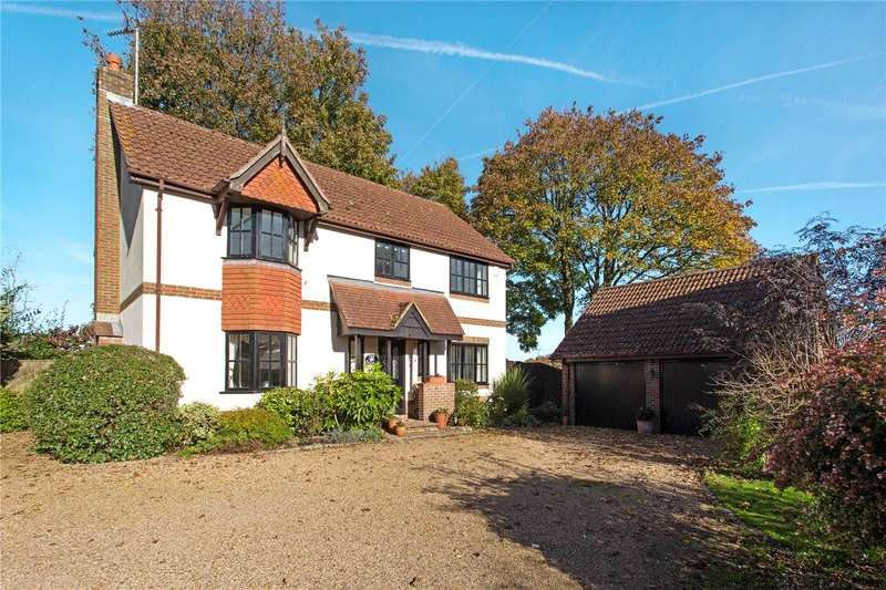4 Bedrooms Detached House for sale in Appleton View, East Tisted, Alton, Hampshire, GU34