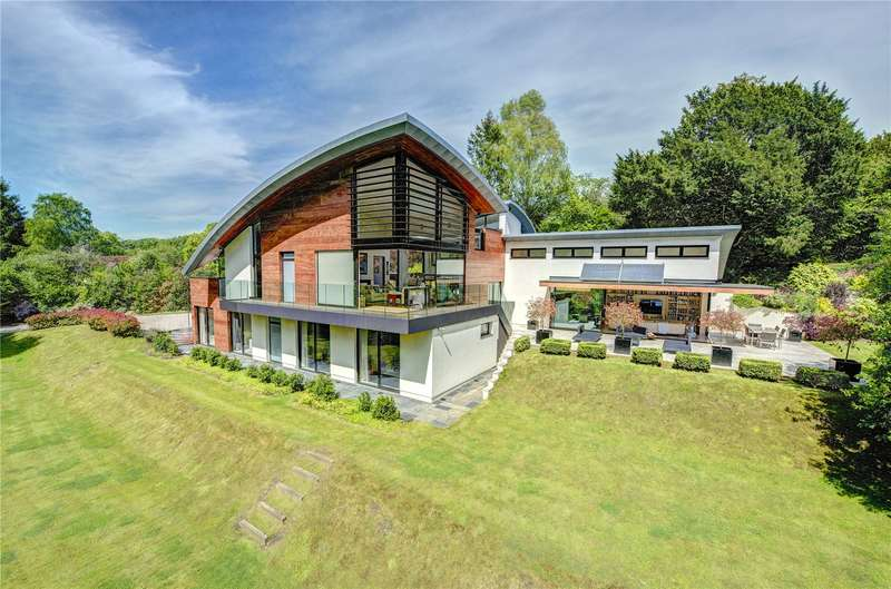5 Bedrooms Detached House for sale in English Lane, Newnham Hill, Henley-On-Thames, Oxfordshire, RG9