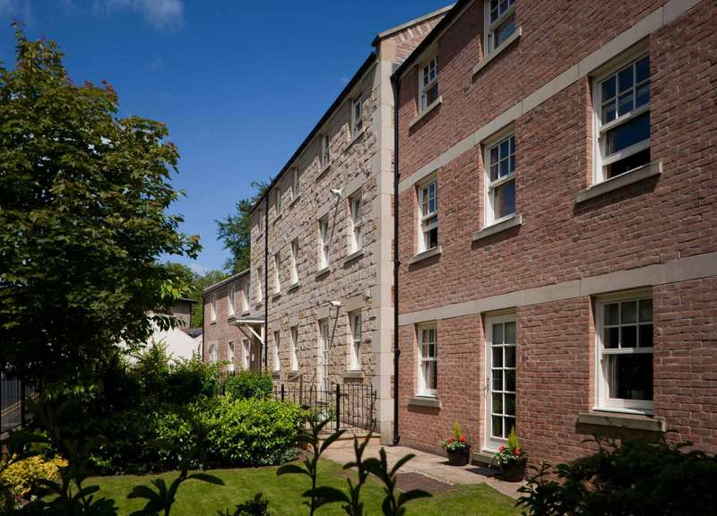 2 Bedrooms Apartment Flat for sale in Bullers Green, Morpeth