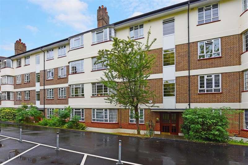 2 Bedrooms Apartment Flat for sale in Edge Hill Court, Wimbledon, Wimbledon