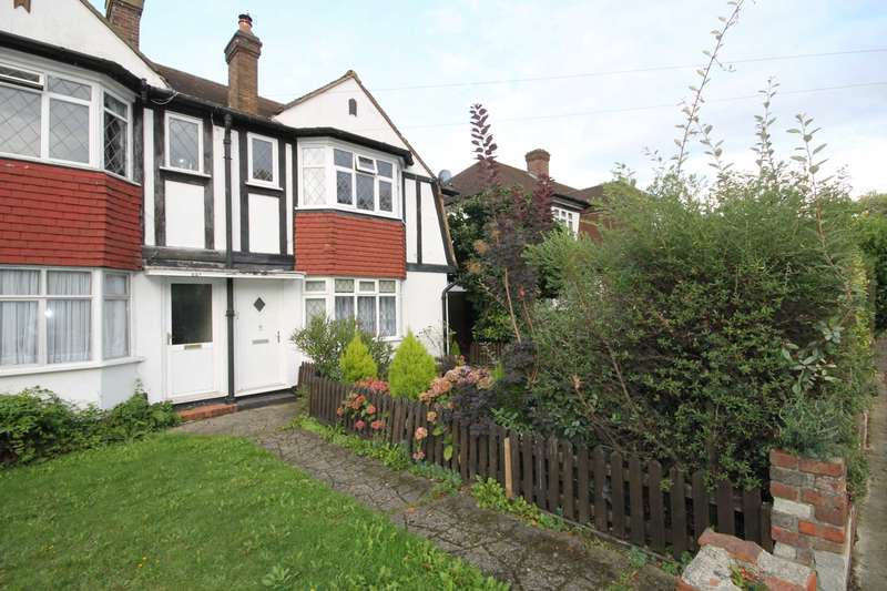 2 Bedrooms Maisonette Flat for sale in Tudor Drive, Morden