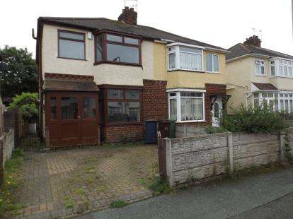 3 Bedrooms Semi Detached House for sale in Waite Road, Willenhall, West Midlands
