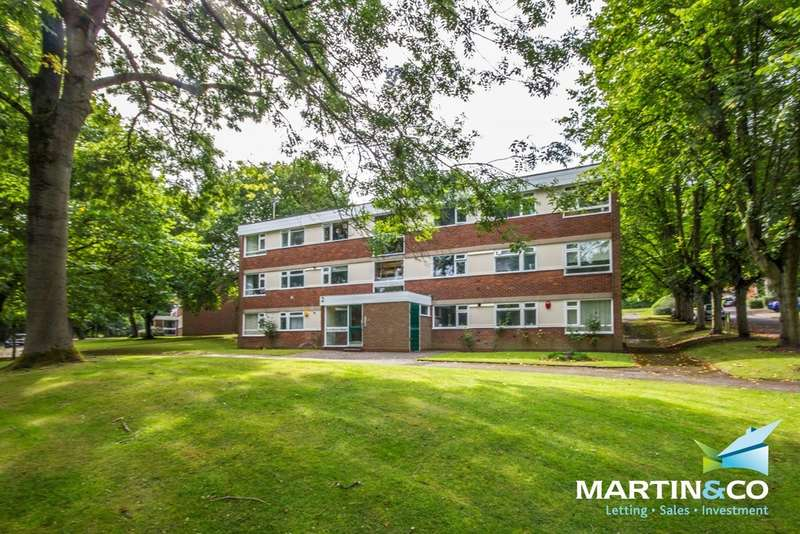 2 Bedrooms Flat for sale in Wilsford Green, Oak Hill Drive, Edgbaston, B15