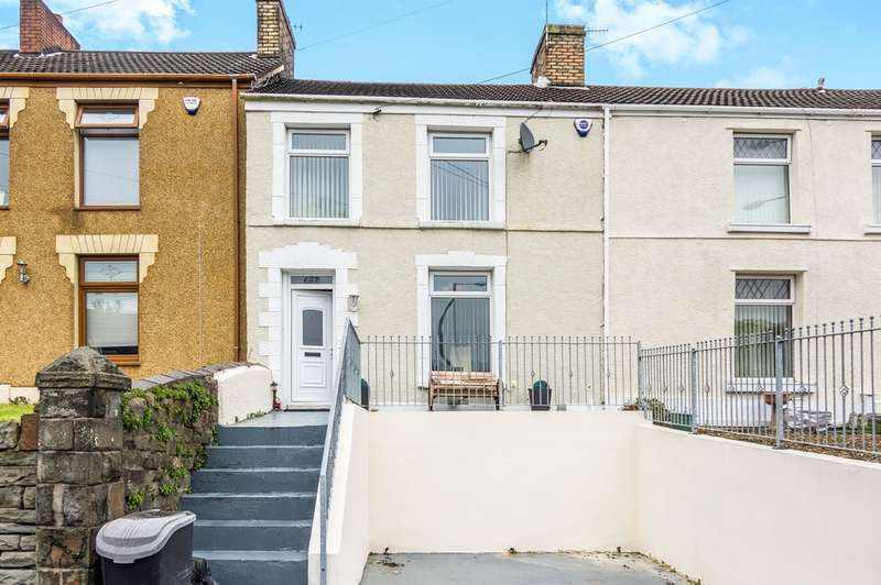 2 Bedrooms End Of Terrace House for sale in Carmarthen Road, Cwmdu, Swansea