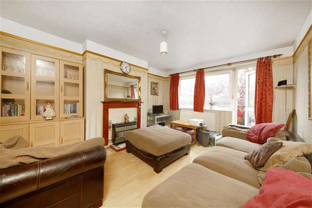 2 Bedrooms Flat for sale in Holderness Way, West Norwood